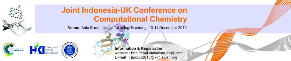 Joint Indonesia-UK Conference on Computational Chemistry